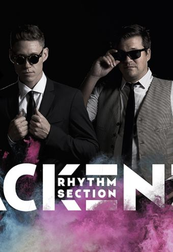Mackenzie Rhythm Section – Spectacle sur la terrasse