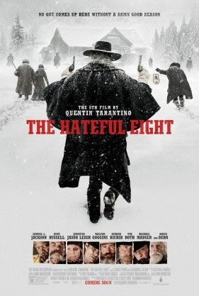 Cinéterrasse 34e édition – Hateful Eight