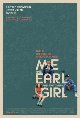 Cinéterrasse 34e édition – Me and Earl and the dying girl